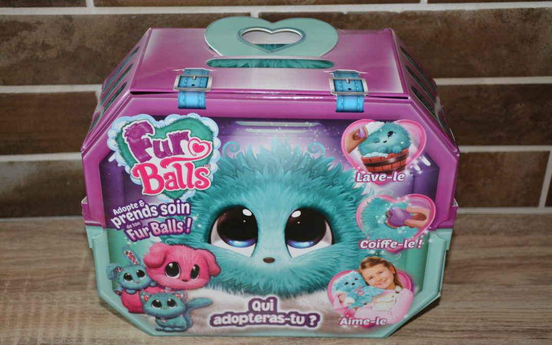 FUR BALLS mon animal de compagnie