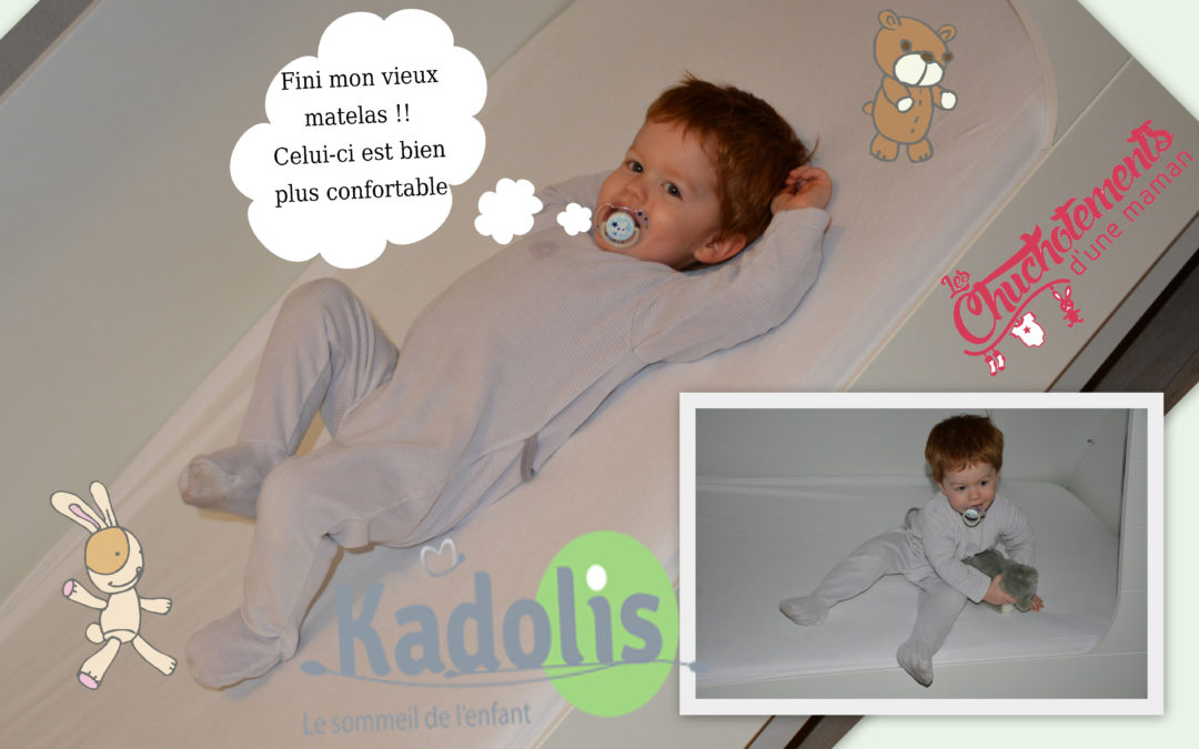 Un meilleur sommeil avec KADOLIS