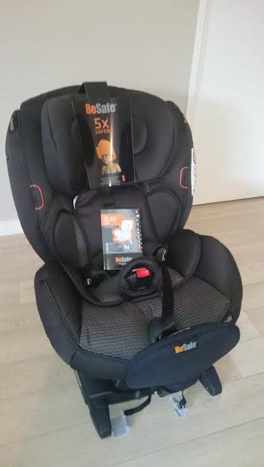 SIEGE AUTO BESAFE : IZI KID X1 I-SIZE