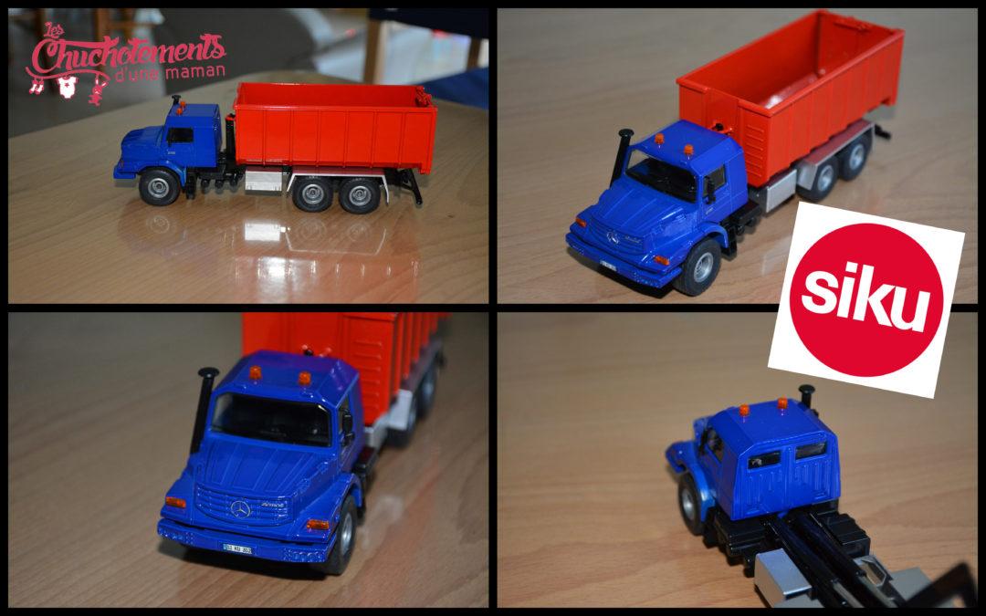 SIKU : Spécialiste des véhicules et camions