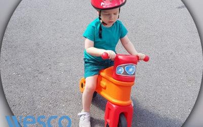 """La moto """"WESCO"""""""
