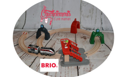 BRIO lance le train intelligent
