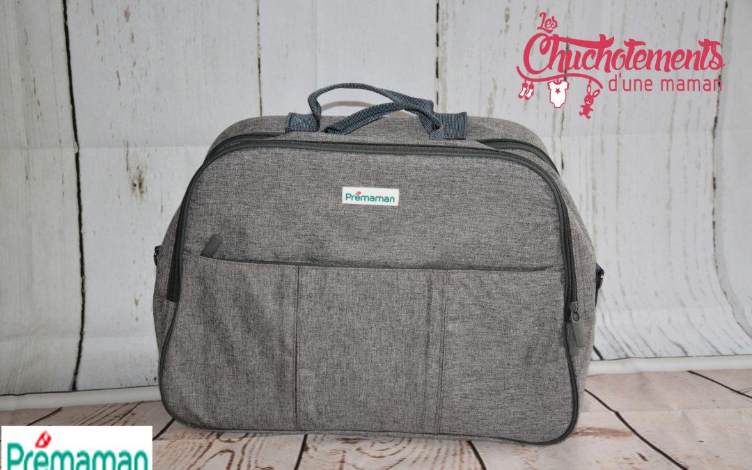 Le sac à langer nomade conçu pour les papas et les mamans.