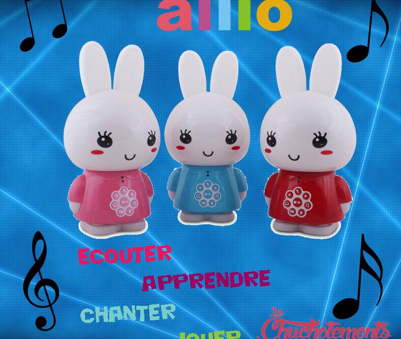 Alilo Honey bunny « un lapin pas comme les autres»