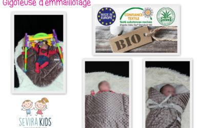 Bébé en sécurité pour dormir avec Sevira Kids