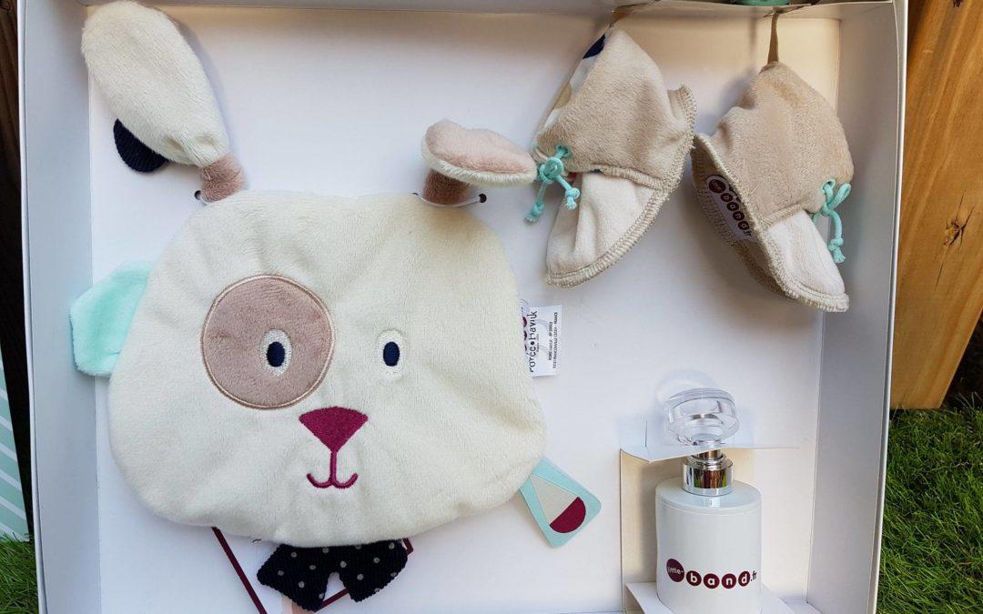 LITTLE BAND : un coffret cadeau original pour une naissance