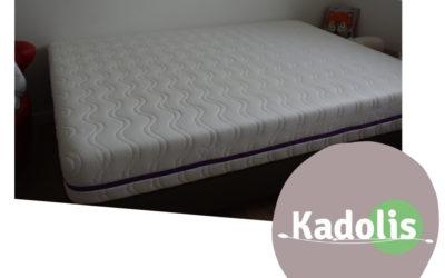 Le matelas TENCEL de chez KADOLIS