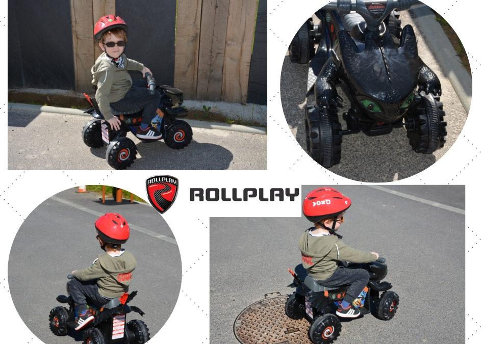 Le quad dragon Rollplay