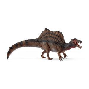 dinosaure marron