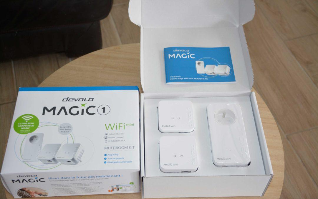 Devolo Magic 1, la wifi partout dans votre habitation