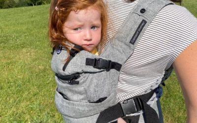 Porte bébé 5 en 1 Contours