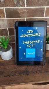 tablette fire HD10