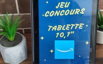 Tablette Amazon fire HD10